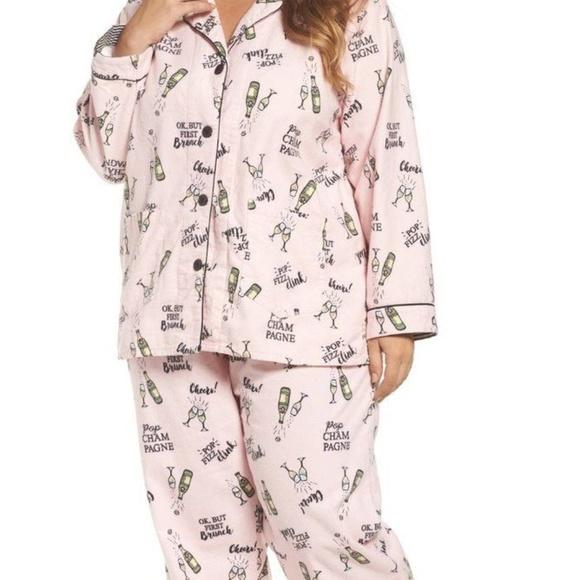 60c9e18fab69 PJ Salvage Intimates & Sleepwear | Pink Pop Champagne Sleepwear Xs ...